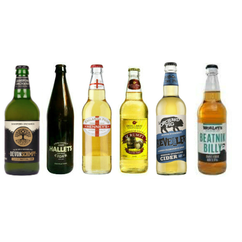Proefpakket Medium Ciders