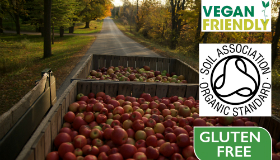 Vega bio glutenvrij