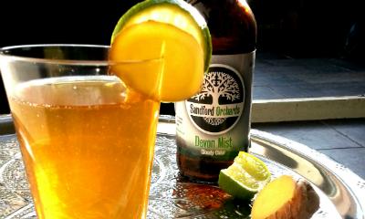 Cider recept: cider cocktail