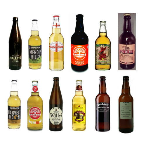 Cider pakketten