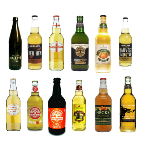 Groot-Ciderpakket