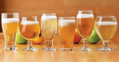 Cider glas