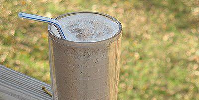 Cider recept: Cider milkshake