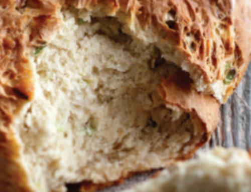 Cider recept: Cheddar brood