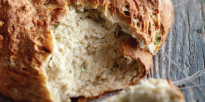 Cider recept: cheddar brood